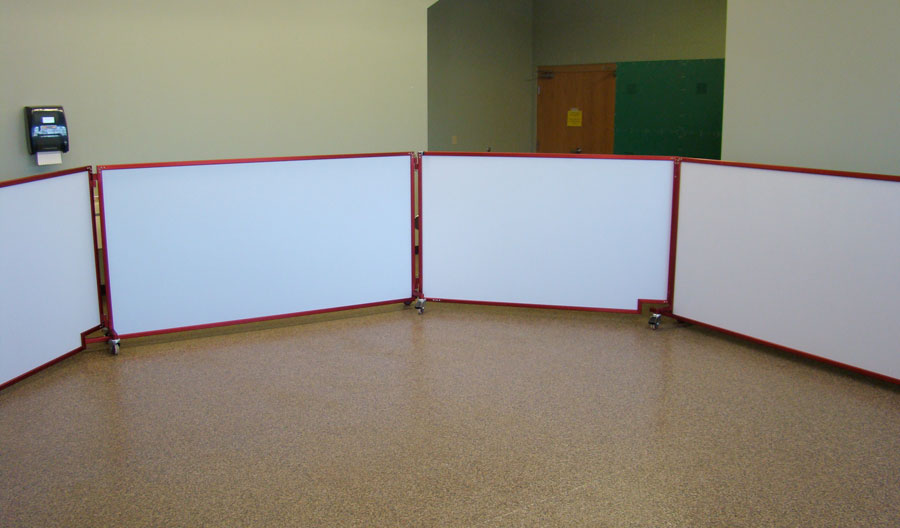 Dog Day Care Room Dividers By Stone Mountain Pet Products