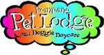 Pompano Pet Lodge logo